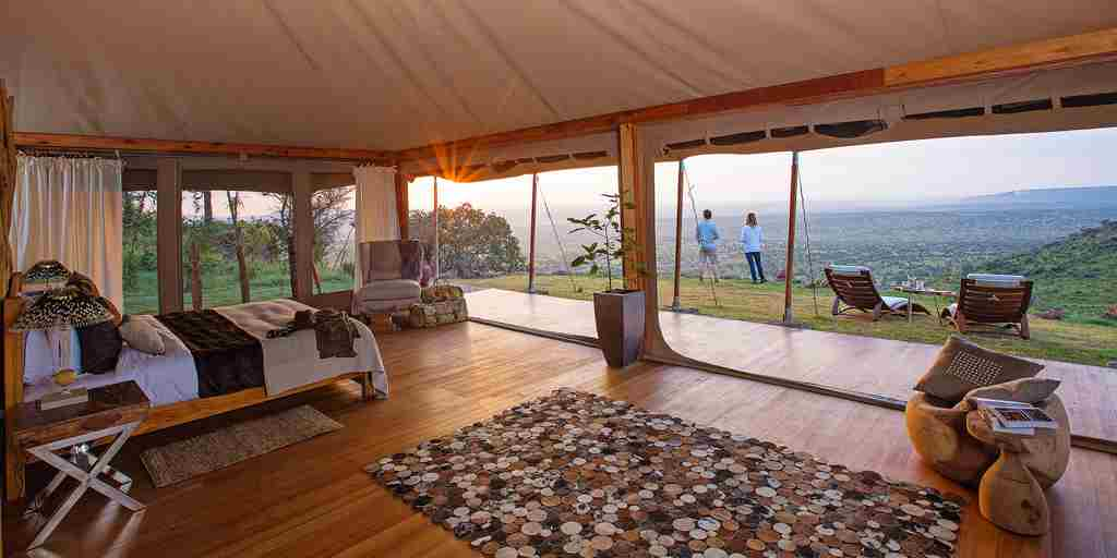 tented camp 5