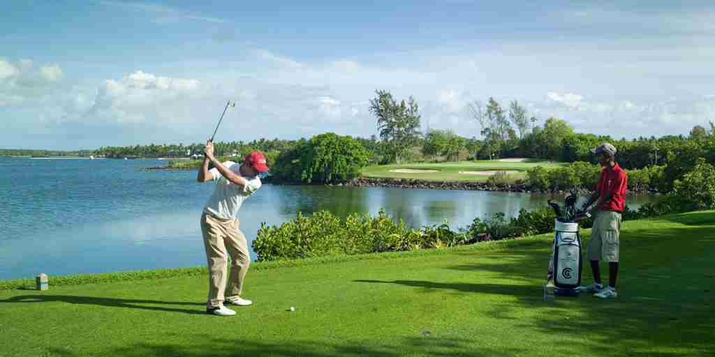 belle mare plage legend golf course 22