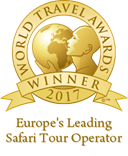 2017 NEW europes leading safari tour operator 2017 winner shield 256