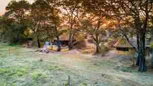 crocodile river camp outlook zambia yellow zebra safaris