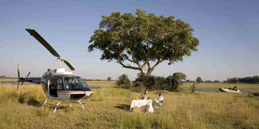 Helicopter Safaris 6